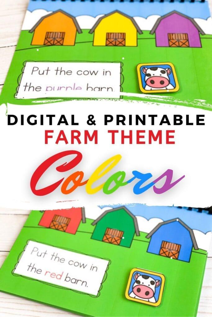 Farm Theme Colors