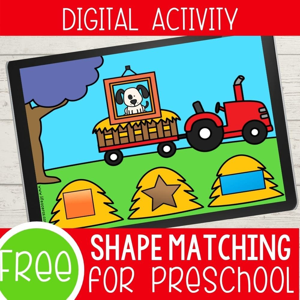 Farm Shape Matching Featured Square Image